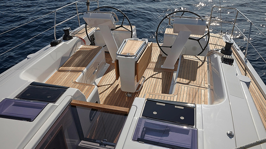 Smart Sailor GmbH - Musteryacht