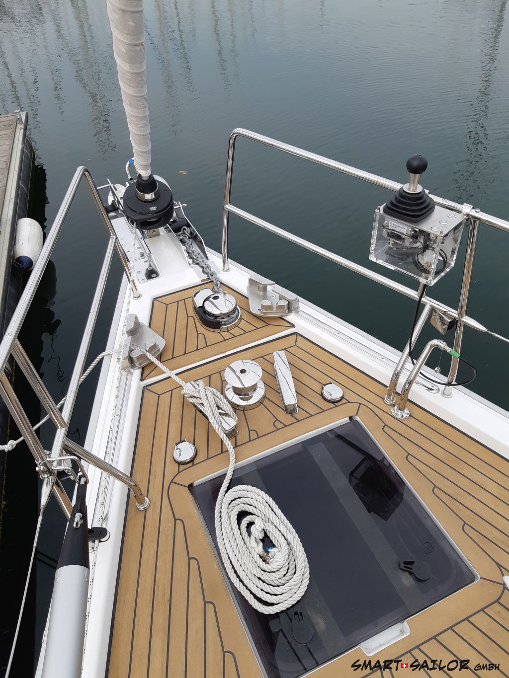 Smart Sailor GmbH - Mooring-Catcher