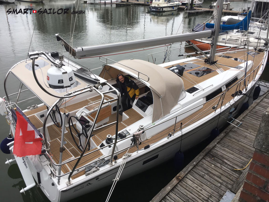 Smart Sailor GmbH - Targa-Traveller