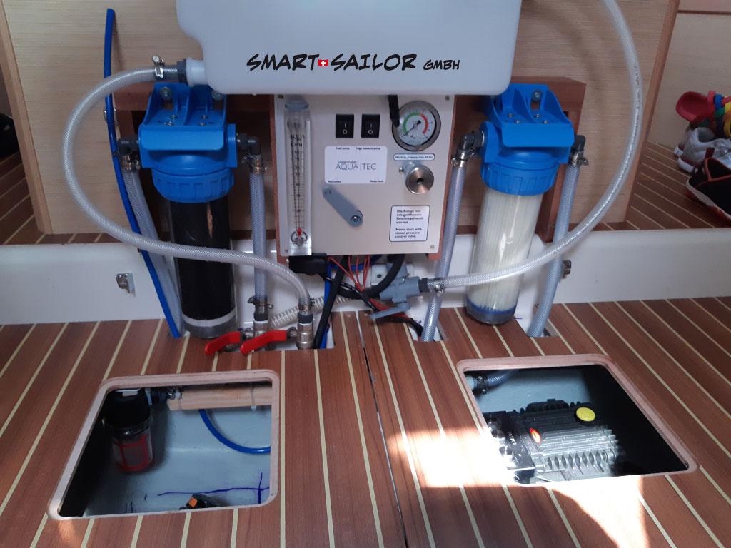 Smart Sailor GmbH - Wasseraufbereitung